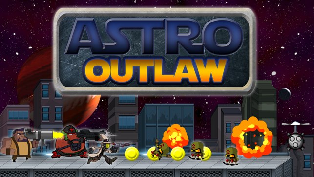 Astro Outlaw APP下载  战争 空间